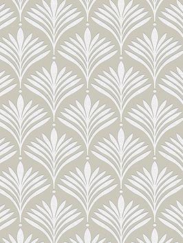 superfresco-easy-bonnie-geo-pale-gold-wallpaper