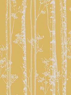 boutique-linden-wallpaper-ndash-ochre