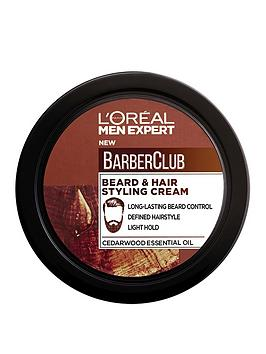 loreal-paris-men-expert-barber-club-beardnbsphair-styling-cream-75ml