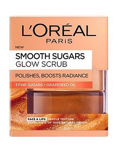 loreal-paris-l039oreal-paris-smooth-sugar-glow-grapeseed-face-and-lip-scrub-50ml