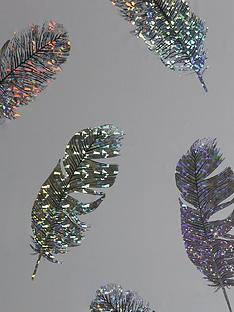 arthouse-feather-holograph-wallpaper