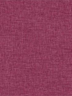 arthouse-linen-texture-wallpaper--nbspraspberrynbsp