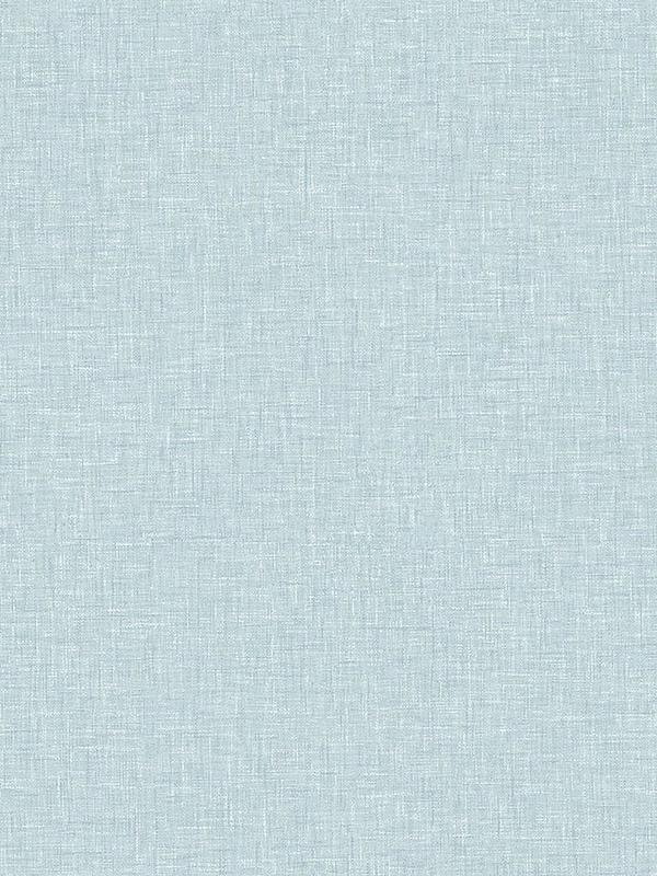 Linen Texture Wallpaper Vintage Blue
