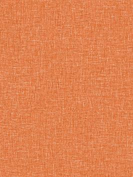 arthouse-linen-texture-wallpaper--nbspvintage-orangenbsp