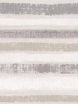 arthouse-painted-stripe-chalk-grey-wallpaper