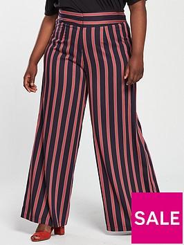 v-by-very-curve-wide-leg-trouser-stripe