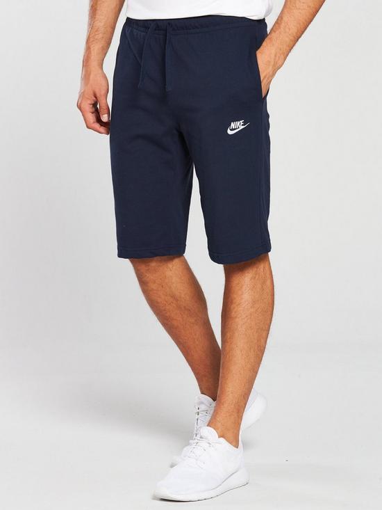 c536b03cd Nike Sportswear Club Jersey Shorts