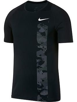 nike-pro-fitted-camo-t-shirt