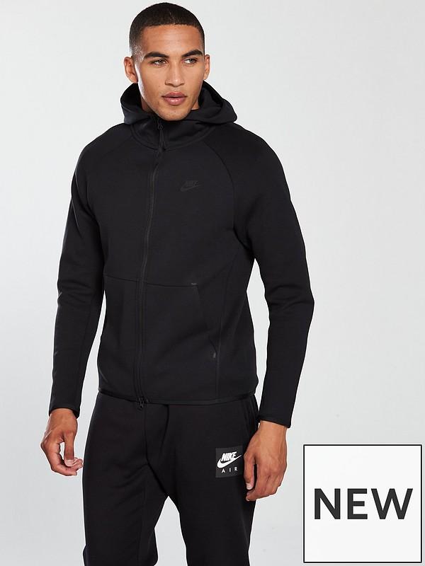 398a8fdf9 Nike Sportswear Full Zip Tech Fleece Hoodie | very.co.uk