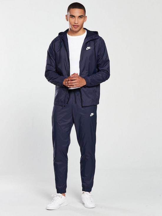 fe6808d8c1c1 Nike Sportswear Woven Tracksuit
