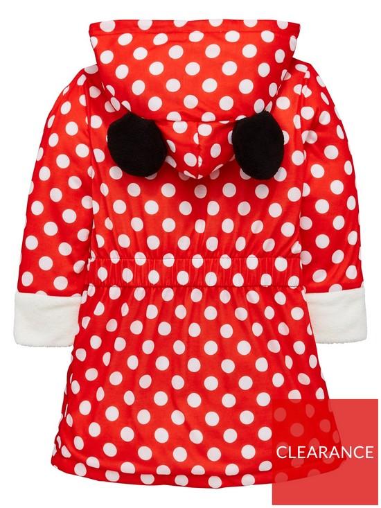 ... Minnie Mouse Fleece Lined Robe. View larger 9882e3e93