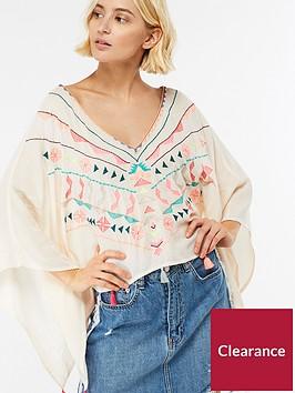 accessorize-aztec-embroidered-cropped-kaftannbsp--multinbsp