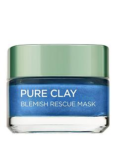 loreal-paris-loreal-paris-pure-clay-blemish-rescue-face-mask-50ml