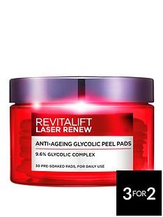 loreal-paris-revitalift-laser-glycolic-peel-pads-x-25-pads