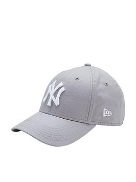 new-era-youth-940-new-york-yankees-cap-grey