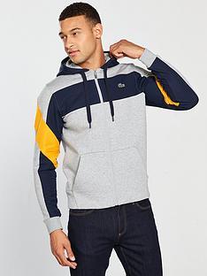 lacoste-sport-fleece-zip-through-hoody