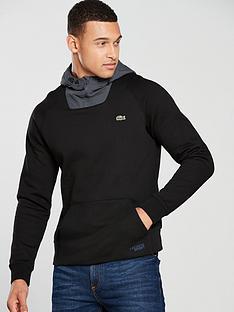 lacoste-sport-fleece-overhead-hoody