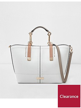 river-island-large-winged-tote-white