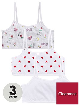 v-by-very-girls-3-pack-sketch-print-crop-tops-multiple-colours
