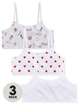 v-by-very-girls-3-pack-sketch-print-crop-tops