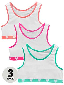 v-by-very-girls-3-pack-neon-heart-crop-tops
