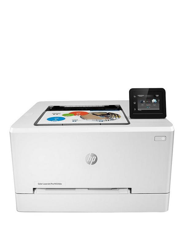 Color LaserJet Pro M254dw Wireless Printer