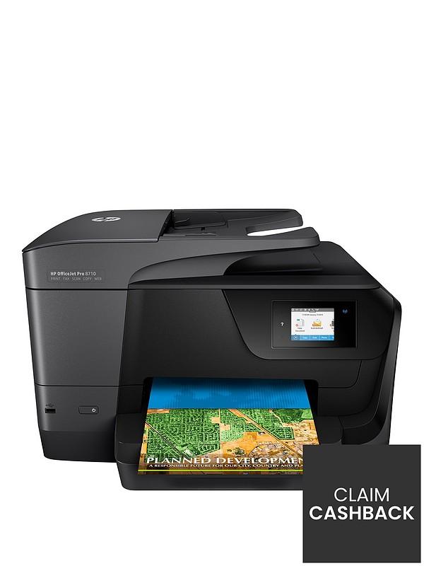 OfficeJet Pro 8710 Wireless All-in-One Printer