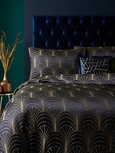 ideal-home-noir-nights-deco-curve-jacquard-duvet-cover-set-navy