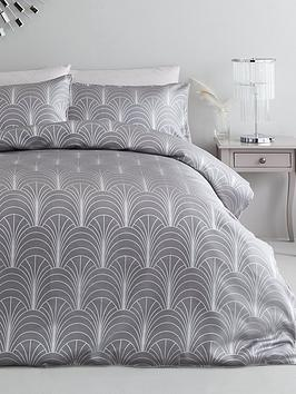 ideal-home-noir-nights-deco-curve-jacquard-duvet-cover-set-silver
