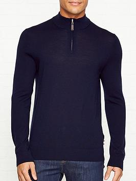 aquascutum-hamilton-half-zip-knitted-jumper-navy