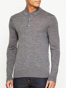 aquascutum-kennington-knitted-long-sleeve-polo-shirt-grey