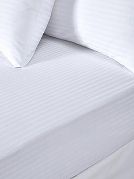 hotel-collection-luxury-300tc-soft-touch-sateen-stripe-28cm-deep-fitted-sheet-db