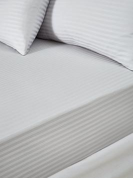 hotel-collection-luxury-300tc-soft-touch-sateen-stripe-28cm-deep-fitted-sheet-ks
