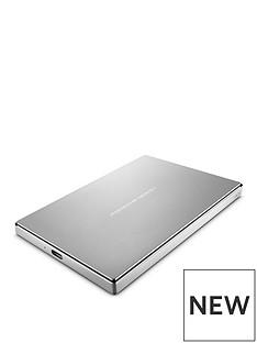 lacie-2tb-porsche-design-usb-c-usb-30-portable-silver