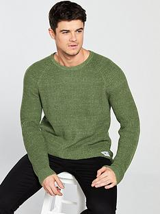 tommy-jeans-textured-knit-jumper-green