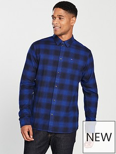 tommy-jeans-flannel-check-shirt