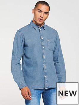 tommy-jeans-denim-shirt