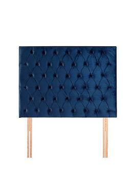 ideal-home-harmon-velvet-headboard