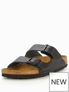 birkenstock-arizona-narrow-two-strap-slide-sandal-black