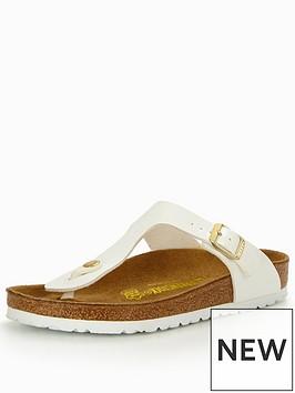 birkenstock-gizeh-regular-fit-toe-post-sandal-white