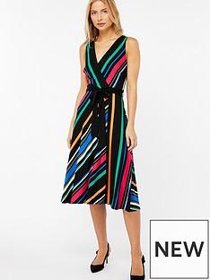 monsoon-colette-stripe-dress