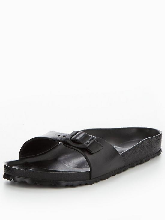 70b34b971264 Birkenstock Madrid Narrow Eva One Strap Sandal - Black