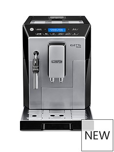 delonghi-eletta-plus-ecam44620s-bean-to-cup-coffee-machine