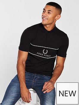 fred-perry-panel-polo