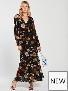 v-by-very-printed-wrap-casual-maxi-dress-floral-print