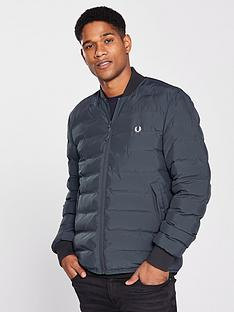 fred-perry-insulated-bomber-jacket