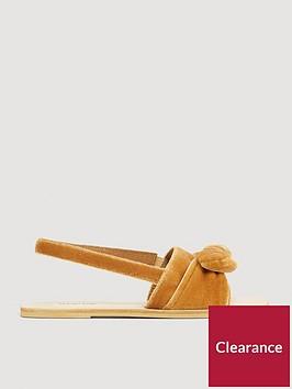 mango-baby-girls-velvet-bow-sandals