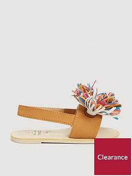 mango-baby-girls-suede-fringe-sandals-beige