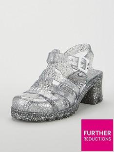 872cde194ff5 Ju Ju JuJu heeled Jelly sandal