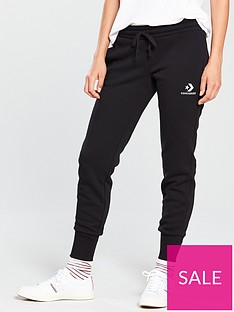 f3329f27f1b7ae Converse | Jogging bottoms | Sportswear | Women | www.very.co.uk